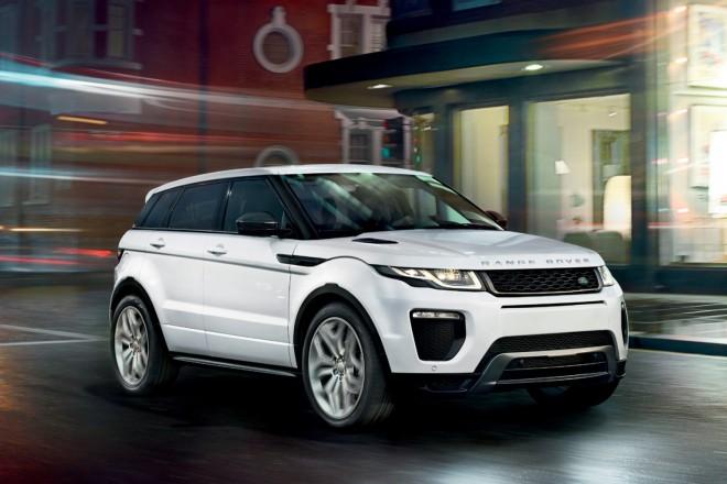 В России стартовали продажи обновленного Range Rover Evoque