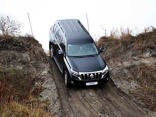 В Украине начали принимать заказы на обновленный Toyota Land Cruiser Prado с новым дизелем 2,8 л