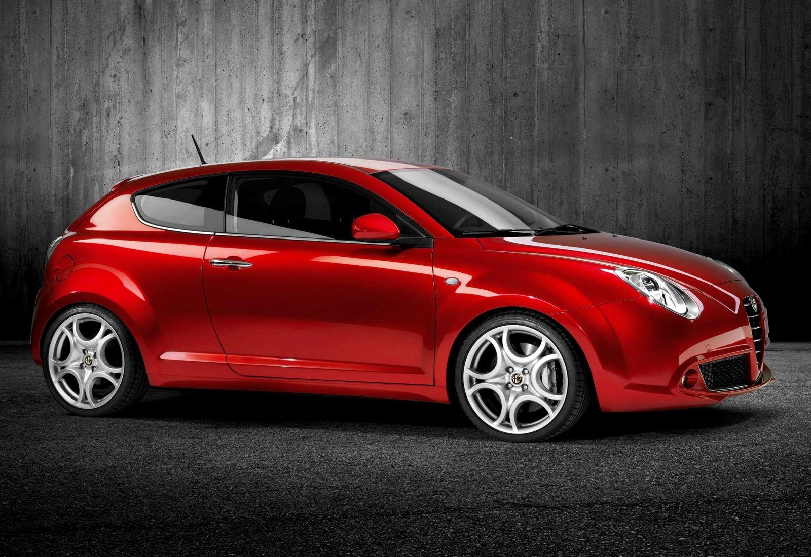 В интернете опубликован рендер обновленного Alfa Romeo MiTo