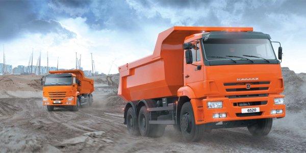В октябре КамАЗ выпустил почти 3,5 тысячи грузовиков