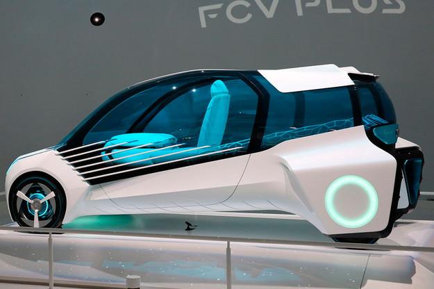 В 2016 году появится новый миниатюрный спорткар Toyota