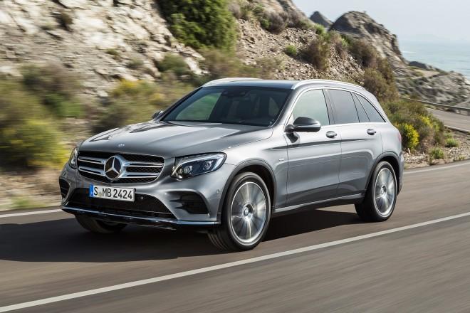 Обновлённый кроссовер Mercedes-Benz GLC будут собирать в Финляндии