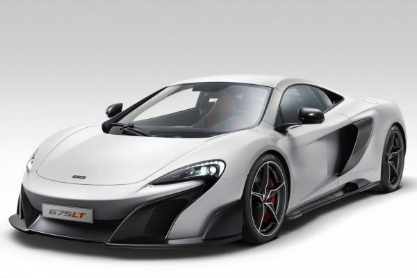 Открытую версию самого мощного McLaren представят в следующем году