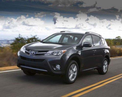 Продажи обновленного кроссовера Toyota RAV4 начнутся 21 ноября