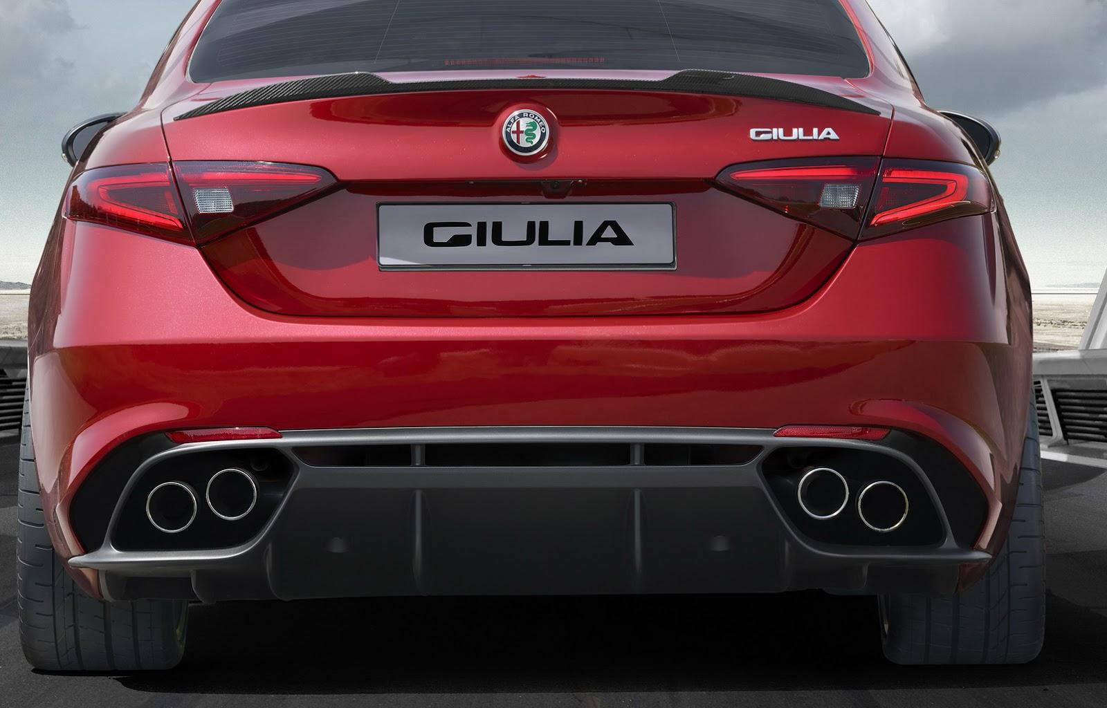 Раскрыта моторная линейка Alfa Romeo Giulia