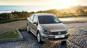 Седан Volkswagen Polo примерил более мощные двигатели