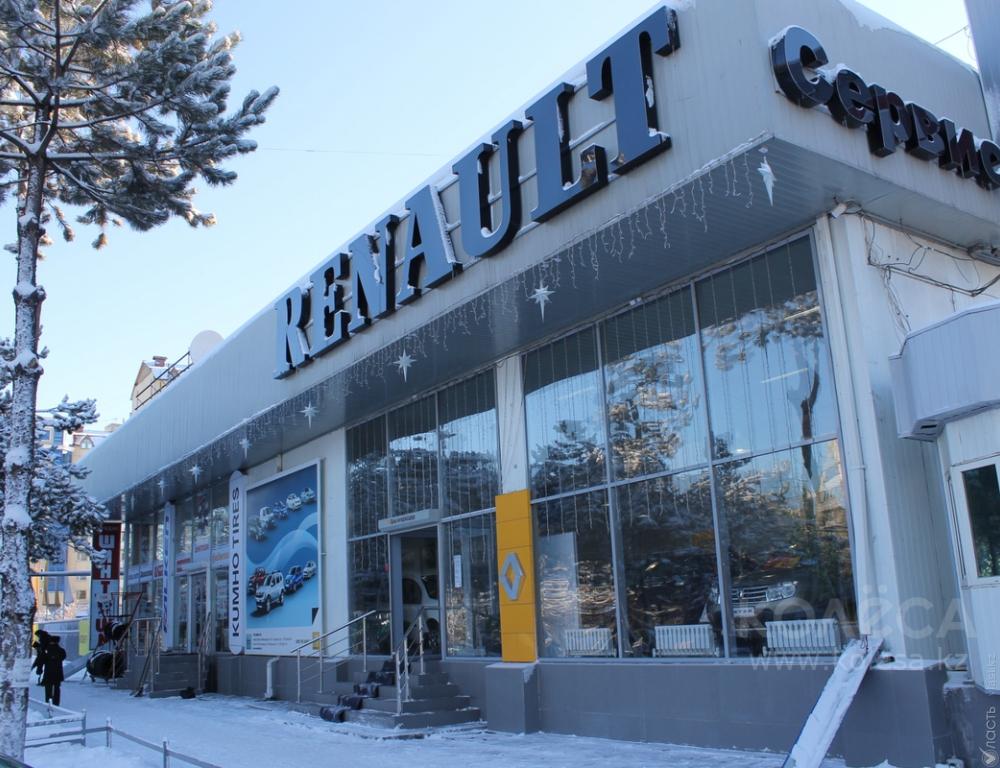 С начала года продажи новых автомобилей в Казахстане упали на 37,72 процента