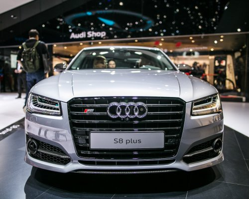 Audi привезет на автошоу в Лос-Анджелес RS7, R8 и S8 Plus