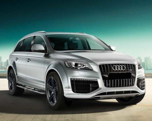 Audi рассекретила цену обновленного кроссовера Q7 2017 модельного года