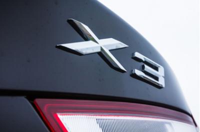 BMW начал испытания нового поколения кроссовера X3