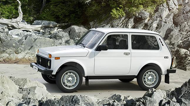 LADA 4x4 в октябре стала самой популярной экспортной моделью в РФ