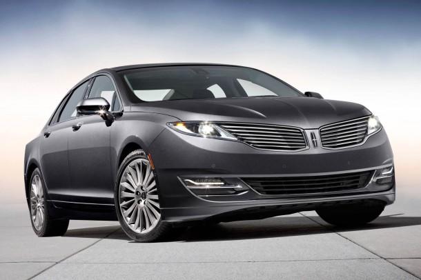 Lincoln MKZ стал самым мощным серийным седаном компании