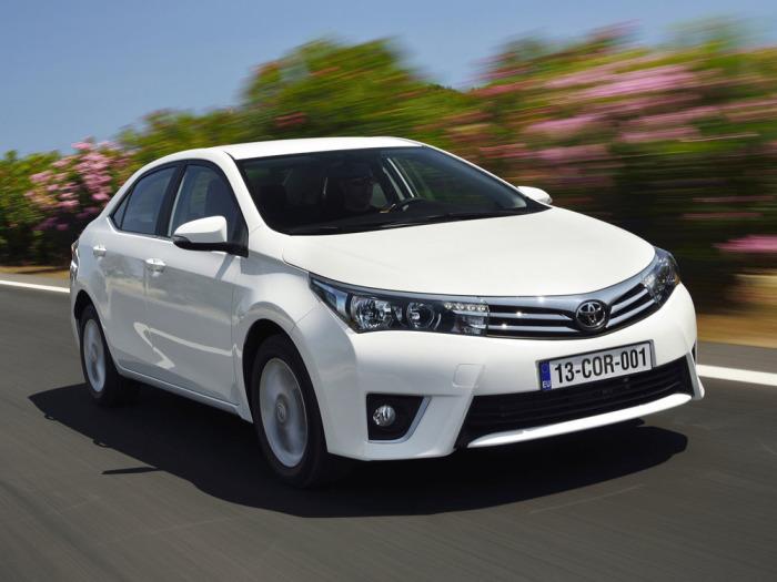Toyota отзывает в Японии 1,6 млн машин из-за подушек безопасности