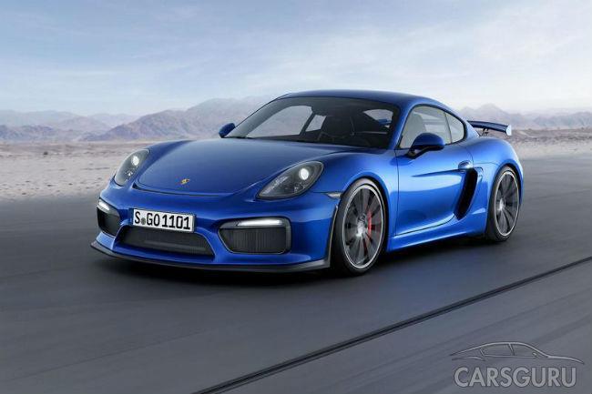 Впервые продажи автомобилей Porsche превысили 200 тысяч единиц в год