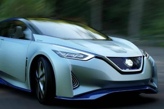 Гибрид от Nissan станет конкурентом седану Chevrolet Volt