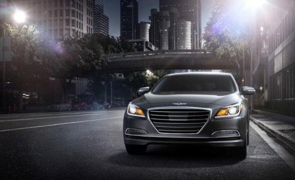 Новый Genesis G90 за сутки собрал более 4 300 заказов