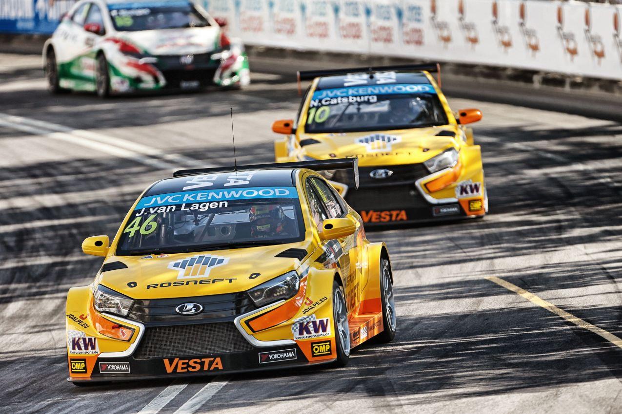 LADA Sport «АвтоВАЗа» выпустило 5-тысячный седан LADA Granta Sport