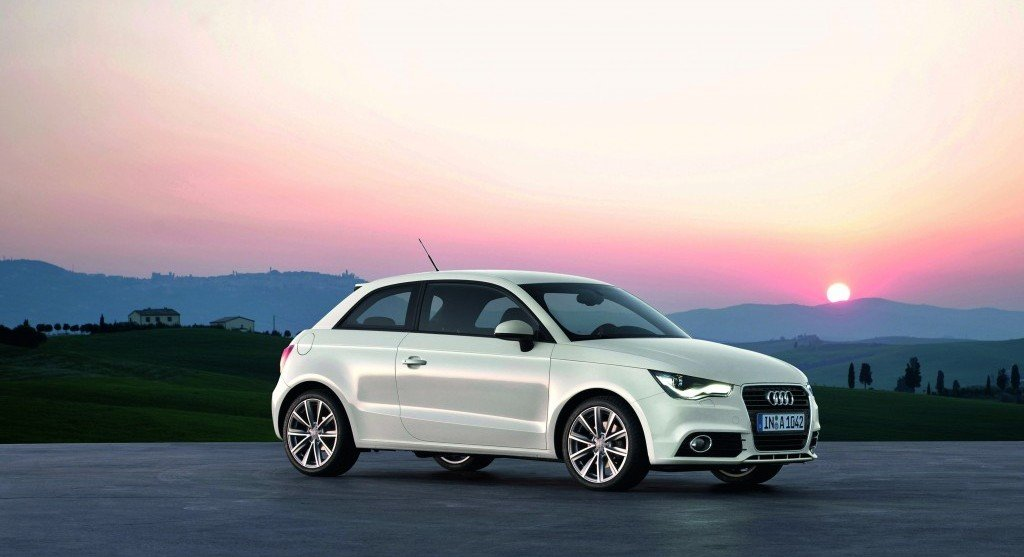 Audi gorod