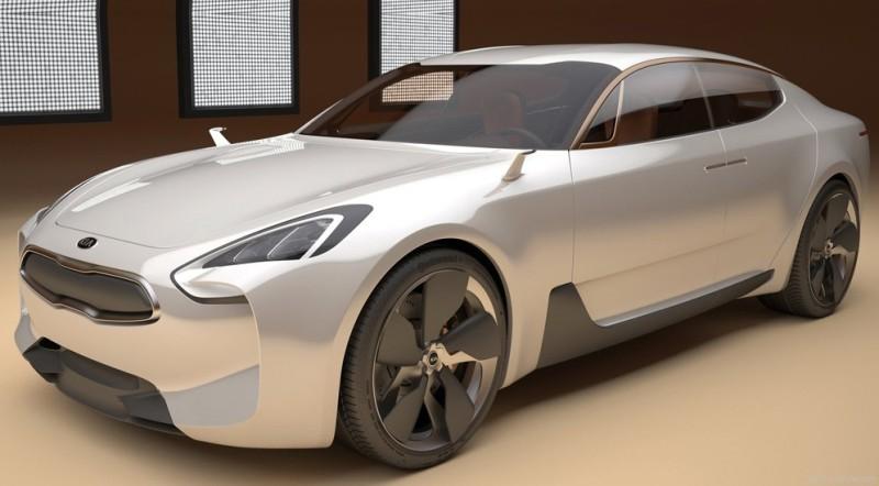 KIA GT2016