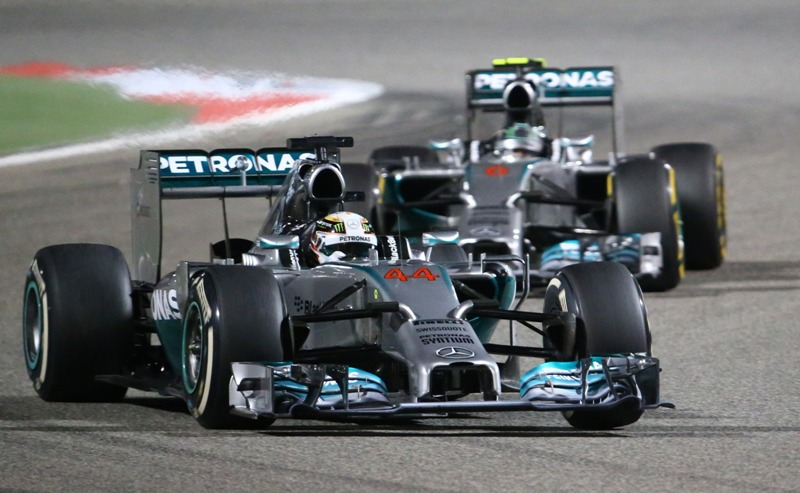 MercedesФормулы-1»