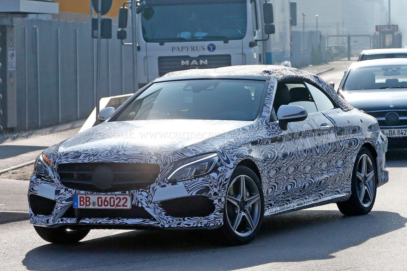 Mercedes С-Class