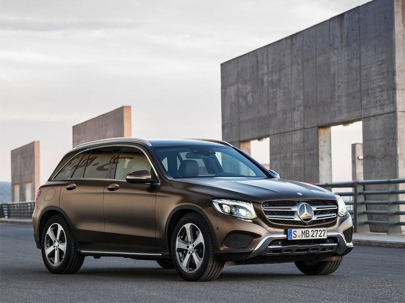 Mercedes-BenzGLC-Class