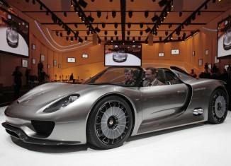Porsche gibrid