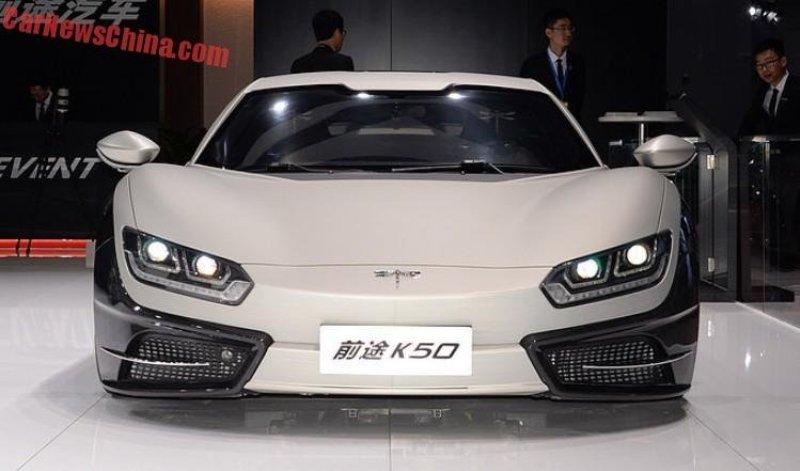 Qiantu K50