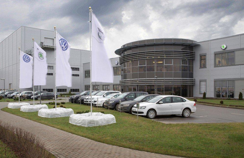 Volkswagen na gaze